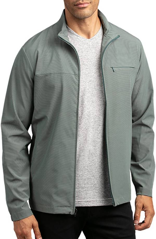 TravisMathew Men's About Last Night Full-Zip Golf Jacket product image