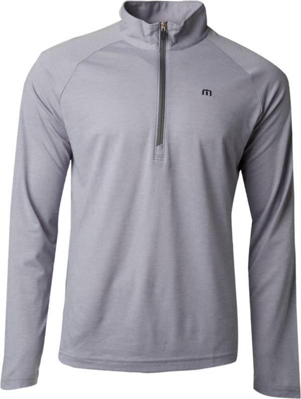 TravisMathew Men's Nobak ¼ Zip Golf Pullover product image