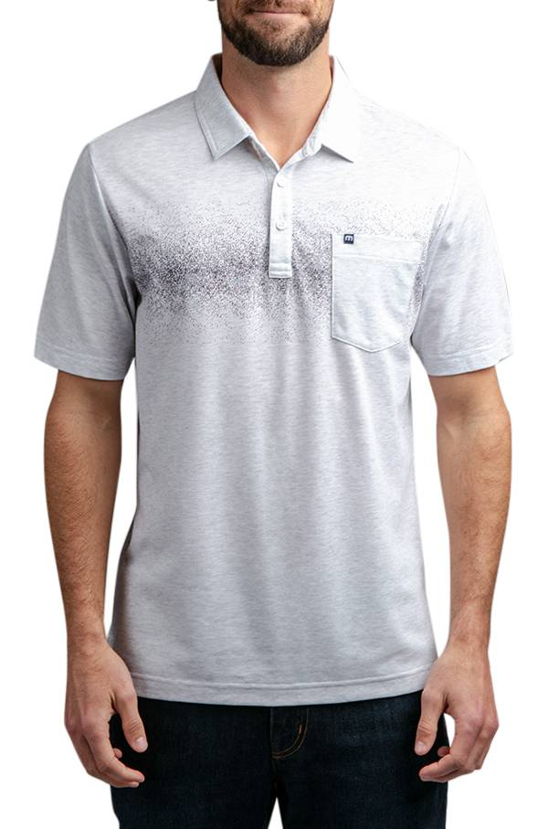 TravisMathew Men's Not An Invitation Golf Polo product image