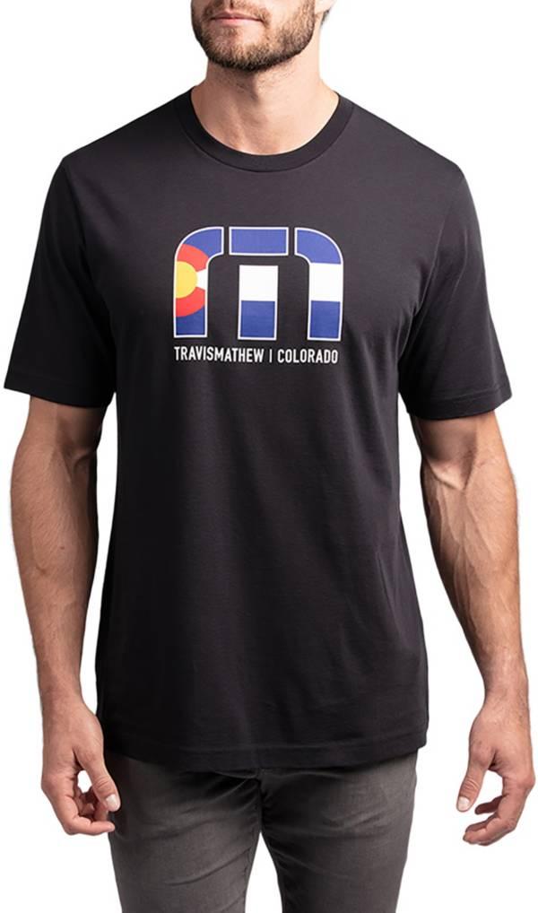 TravisMathew Men's Rocky Mountain High Golf T-Shirt product image