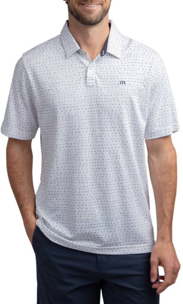 TravisMathew Men's Right Now Right Now Golf Polo product image
