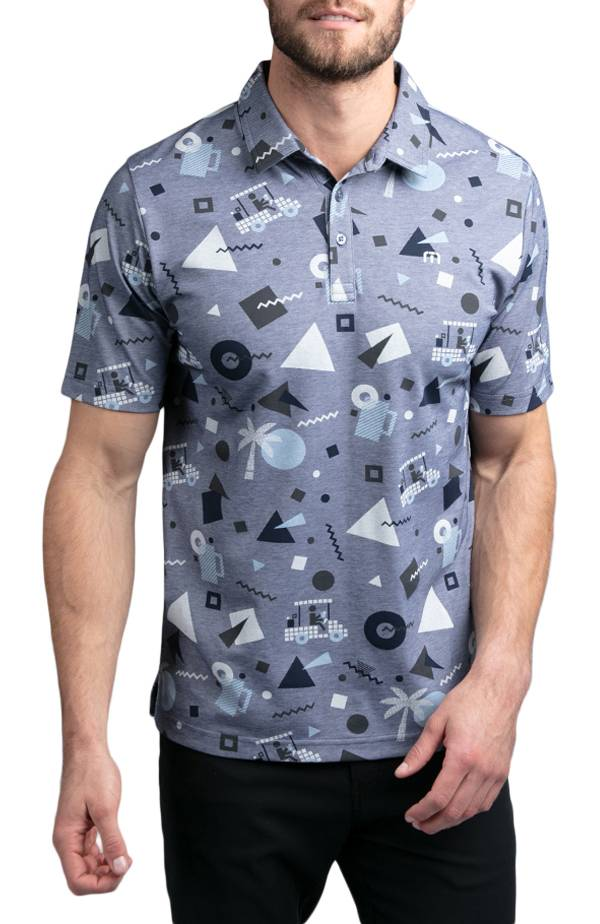 TravisMathew Men's Rat Pack Golf Polo product image