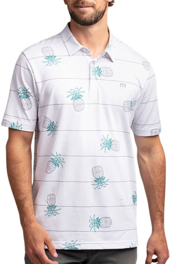 TravisMathew Men's Stacked Deck Golf Polo product image