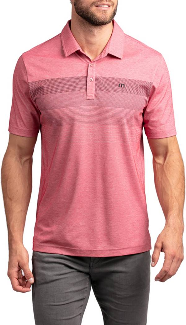 TravisMathew Men's Two Minute Drill Golf Polo product image