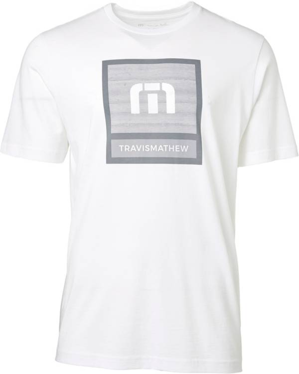 TravisMathew Men's Two Scoops Golf T-Shirt product image
