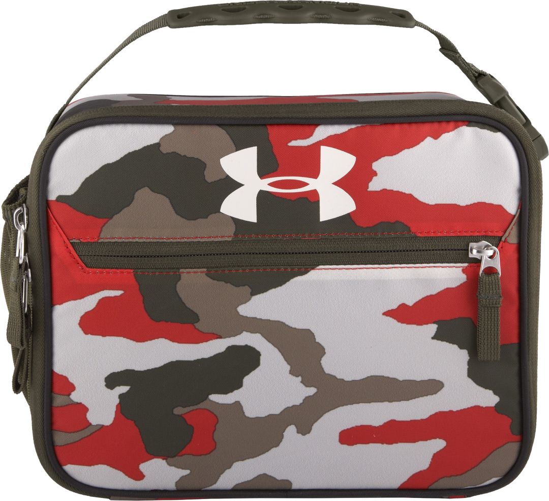 9ee2ba22fd94 Under Armour Boy's Bandit Lunch Box