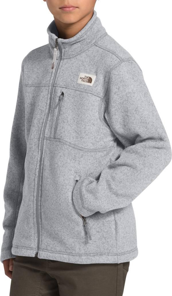 The North Face Boys' Gordon Lyons Full Zip Fleece Jacket product image