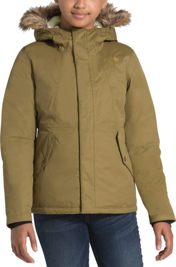 The North Face Girls' Greenland Down Parka product image