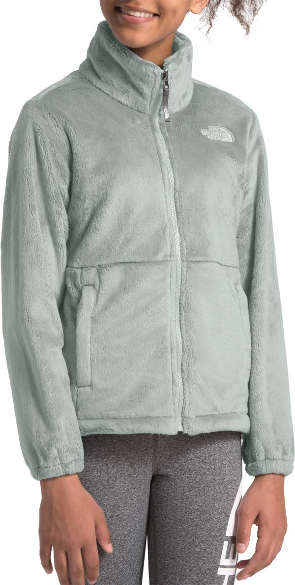 The North Face Girls' Osolita Fleece Jacket product image