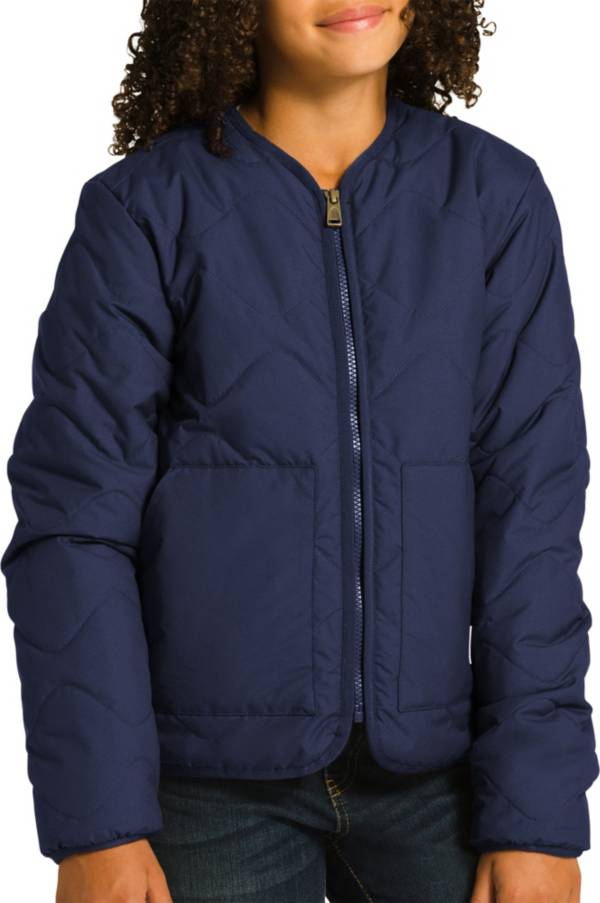 The North Face Girls' Sierra Quilted Cardigan product image