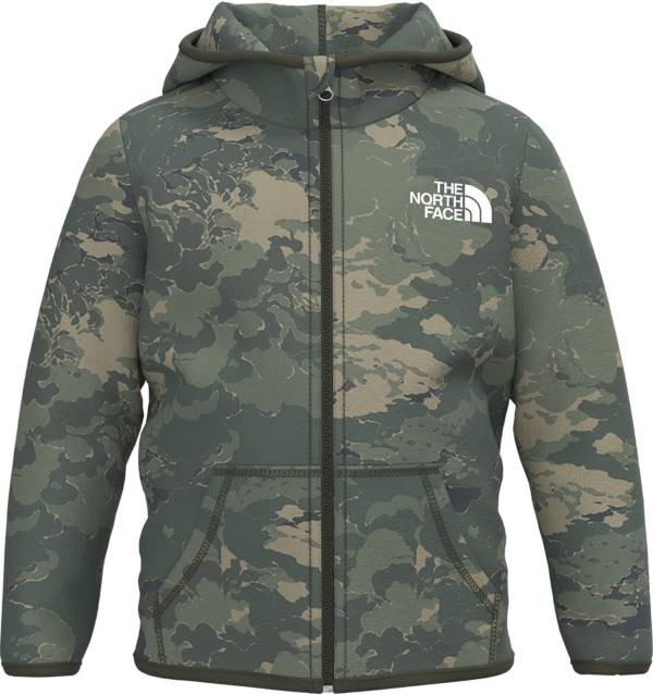 The North Face Infant Glacier Fleece Full Zip Hoodie product image