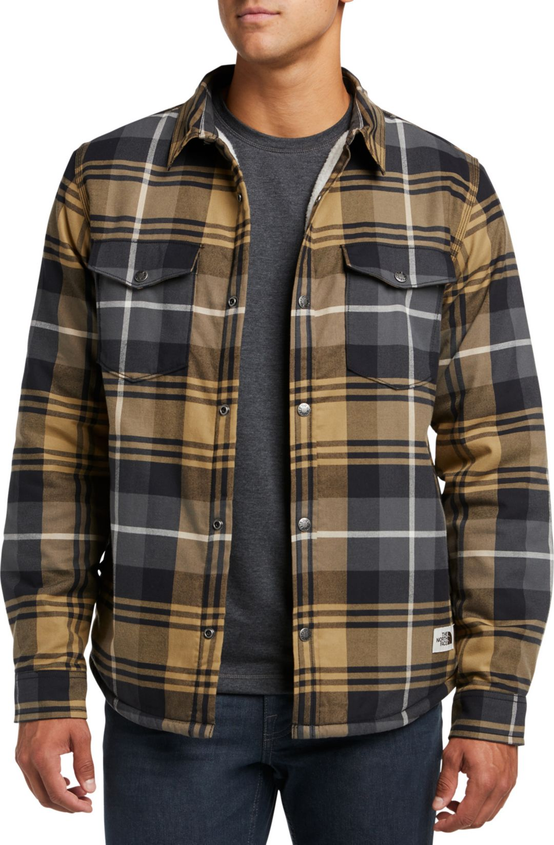 ever popular hot-selling discount boy The North Face Men's Campshire Shirt Jacket