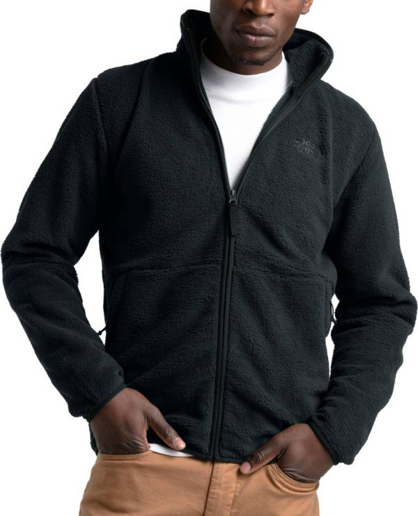 The North Face Men's Dunraven Sherpa Full Zip Fleece Jacket product image