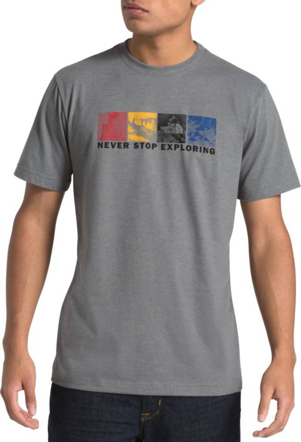 The North Face Men's Short Sleeve Free Solo Half Dome T-Shirt product image