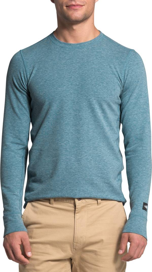 The North Face Men's Long Sleeve Terry Crew Shirt product image