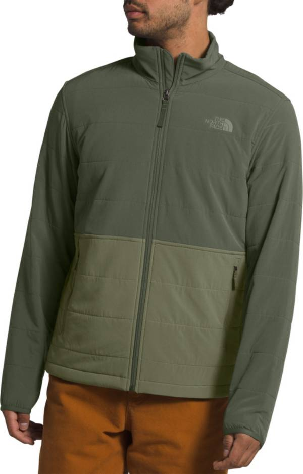 The North Face Men's Mountain Full Zip Quilted Jacket product image
