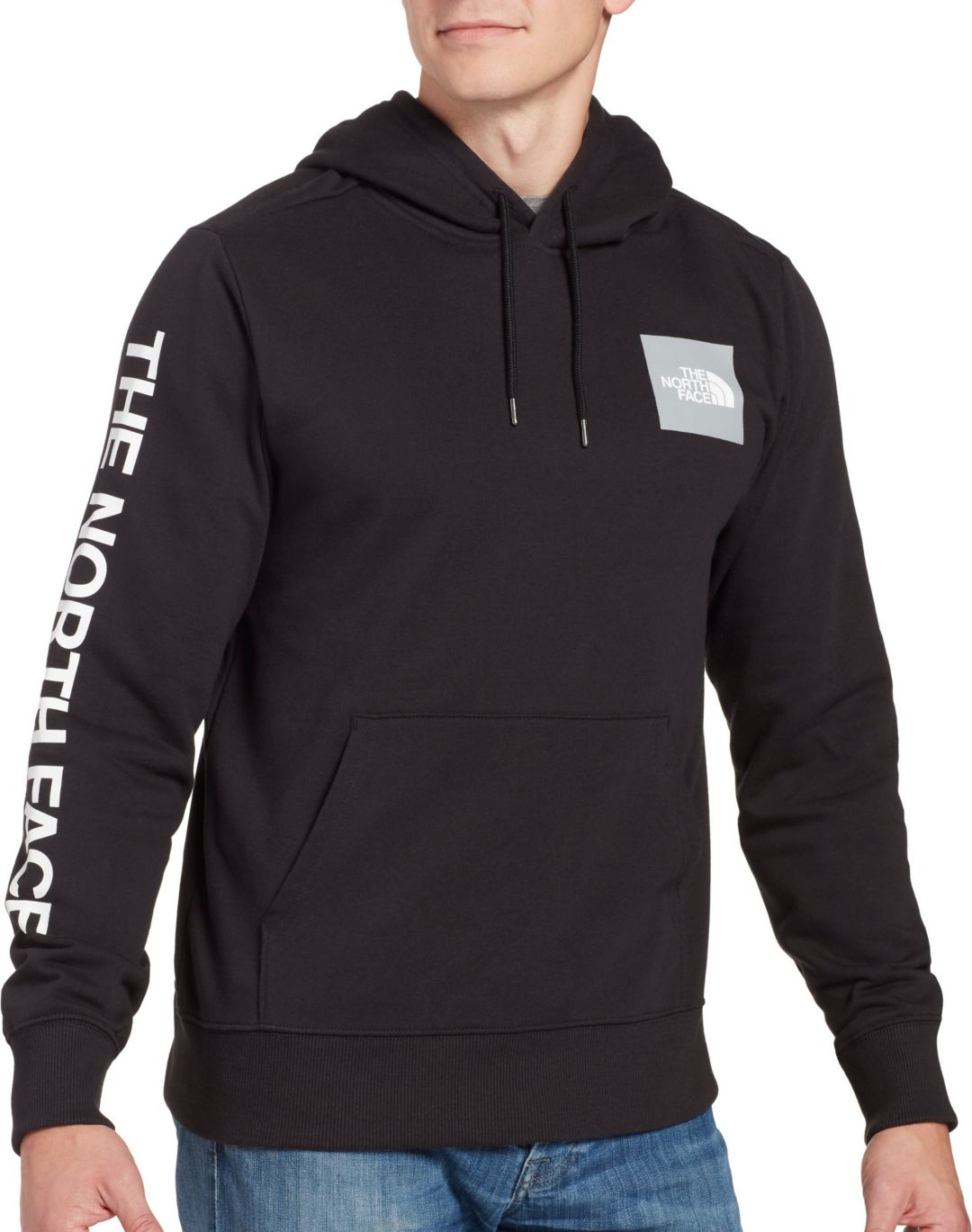 48fee513b The North Face Men's New Record Half Dome Pullover Hoodie. noImageFound. 1