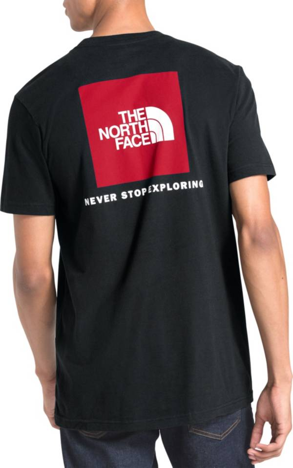 The North Face Men's Short Sleeve Red Box T-Shirt product image