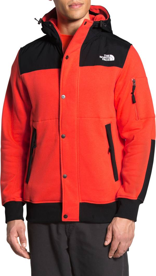 The North Face Men's Sherpa-Lined Rivington Fleece Jacket product image