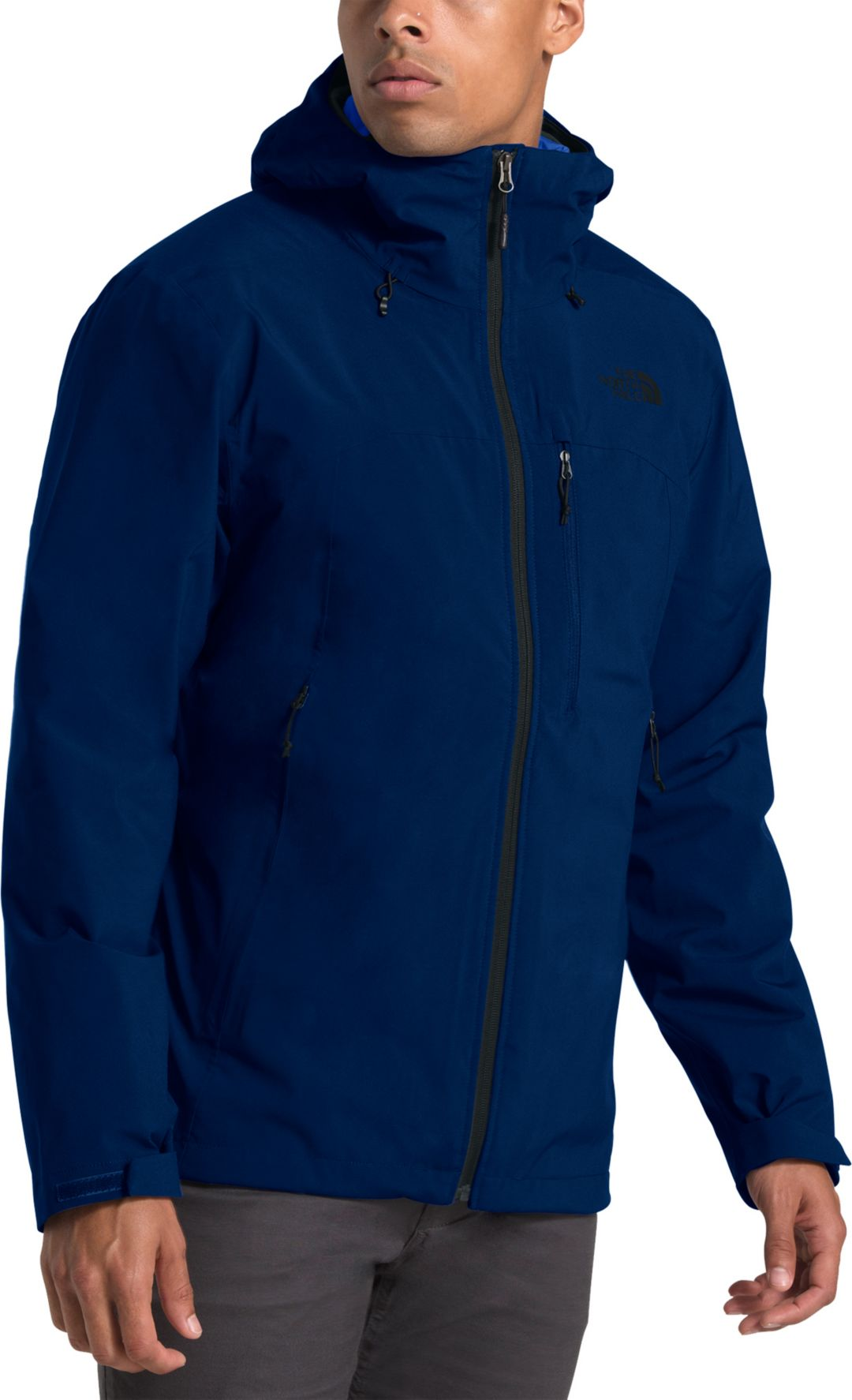 The North Face Mens Thermoball Triclimate Insulated Jacket