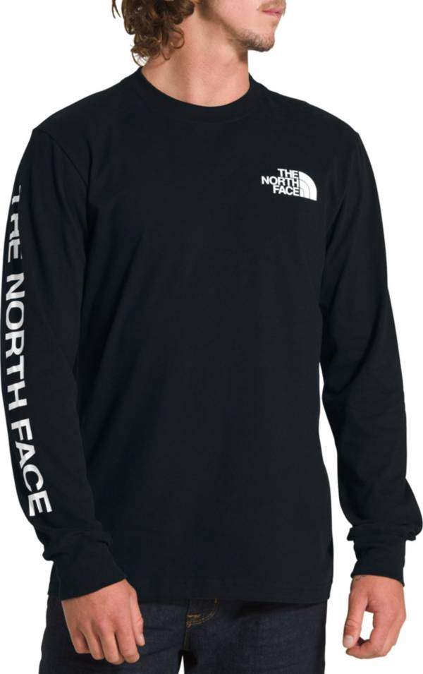 The North Face Men's Long Sleeve Brand Proud Cotton T-Shirt product image