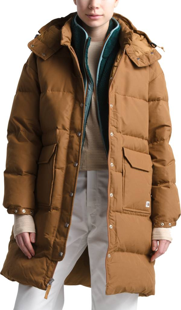 The North Face Women's Down Sierra Parka product image