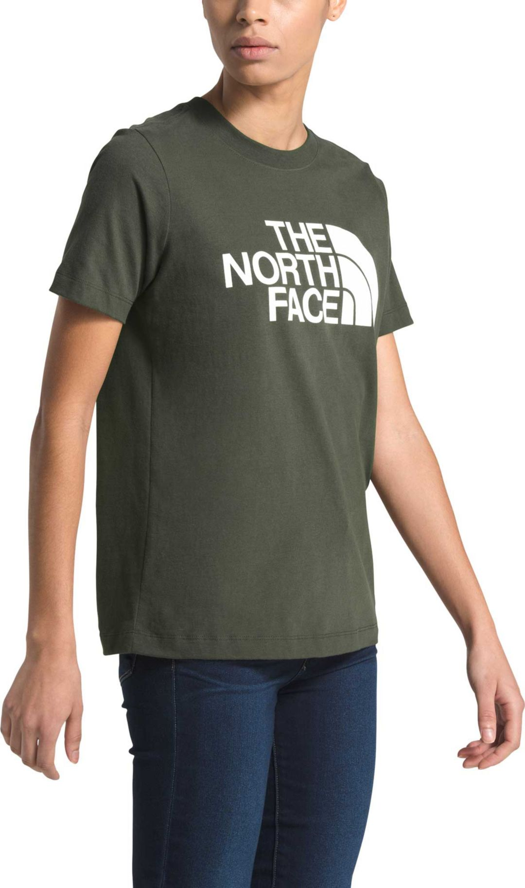f63aab8487 The North Face Women's Half Dome Short Sleeve T-Shirt. noImageFound.  Previous