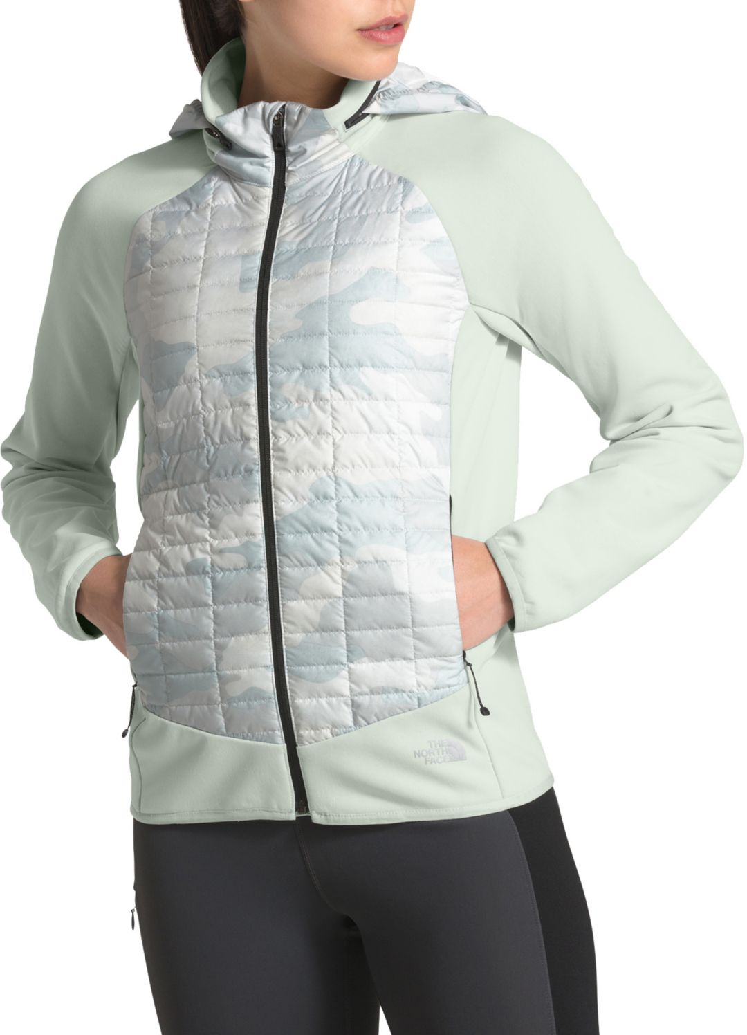 49fb7fbde The North Face Women's ThermoBall Hybrid Jacket
