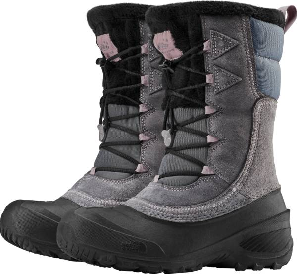 The North Face Kids' Shellista Lace IV 200g Waterproof Winter Boots product image