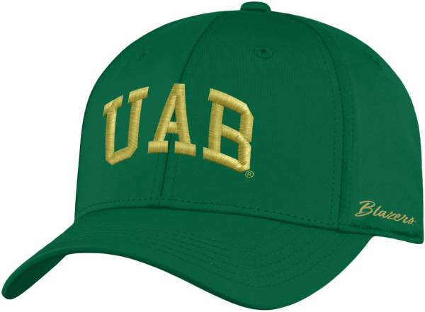 Top of the World Men's UAB Blazers Green Phenom 1Fit Flex Hat product image