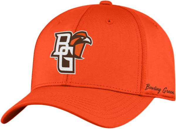 Top of the World Men's Bowling Green Falcons Orange Phenom 1Fit Flex Hat product image