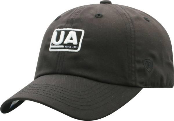 Top of the World Men's Alabama Crimson Tide Broadcast Adjustable Black Hat product image