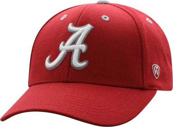 Top of the World Men's Alabama Crimson Tide Crimson Triple Threat Adjustable Hat product image