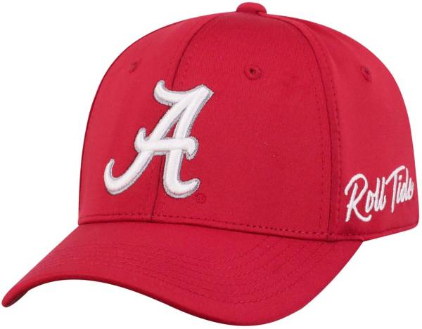 Top of the World Men's Alabama Crimson Tide Crimson Phenom 1Fit Flex Hat product image