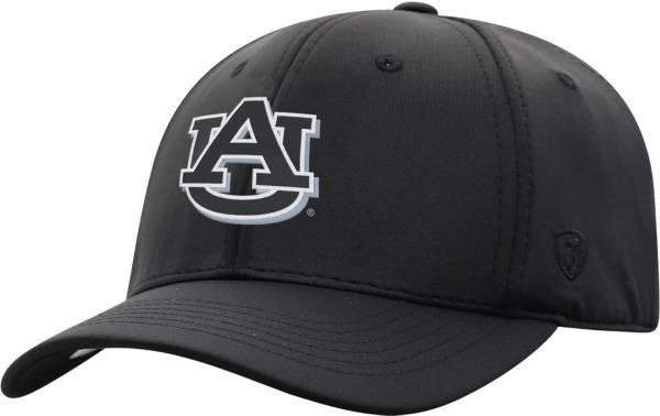 Top of the World Men's Auburn Tigers Phenom-Bob 1Fit Flex Black Hat product image