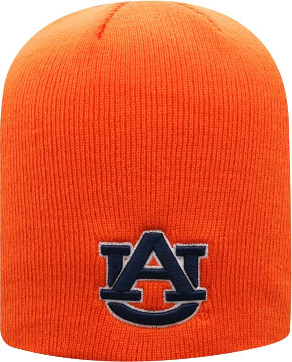 Top of the World Men's Auburn Tigers Orange Classic Knit Beanie product image