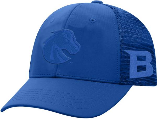 Top of the World Men's Boise State Broncos Blue Dayblaster Nightfall 1Fit Flex Hat product image
