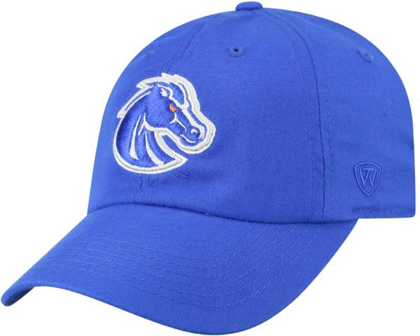 Top of the World Men's Boise State Broncos Blue Staple Adjustable Hat product image