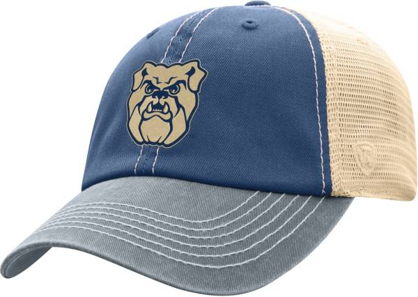 Top of the World Men's Butler Bulldogs Blue/White Off Road Adjustable Hat product image