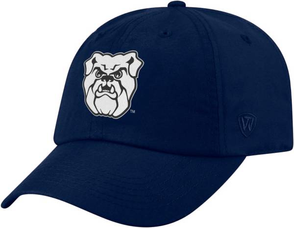 Top of the World Men's Butler Bulldogs Blue Staple Adjustable Hat product image