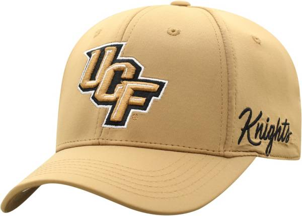Top of the World Men's UCF Knights Gold Phenom 1Fit Flex Hat product image
