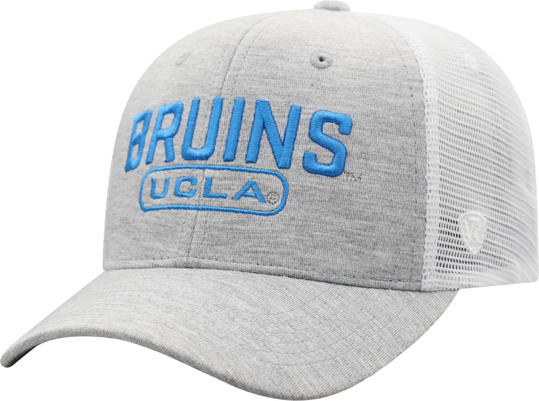 brand new 3e2d4 fdcce Top of the World Men s UCLA Bruins Grey Notch Adjustable Snapback Hat