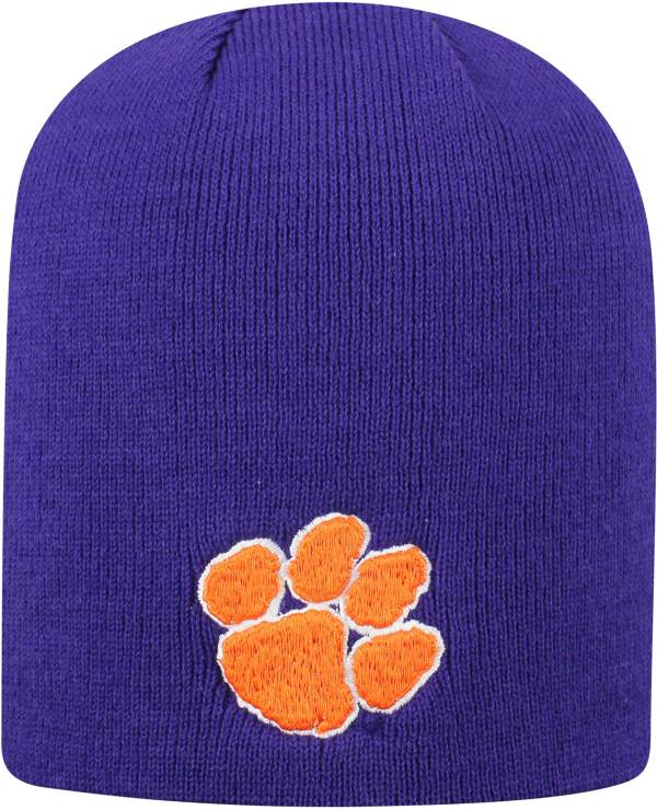 Top of the World Men's Clemson Tigers Regalia Classic Knit Beanie product image