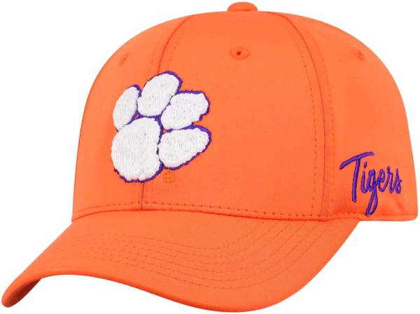 Top of the World Men's Clemson Tigers Orange Phenom 1Fit Flex Hat product image