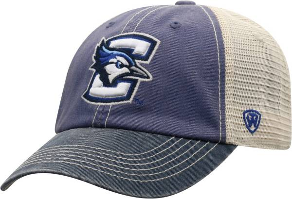 Top of the World Men's Creighton Bluejays Blue/White Off Road Adjustable Hat product image