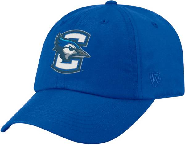 Top of the World Men's Creighton Bluejays Blue Staple Adjustable Hat product image