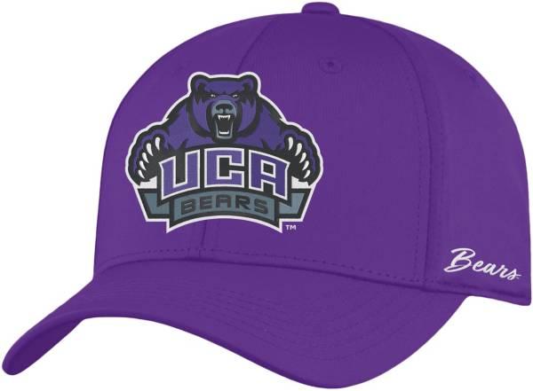 Top of the World Men's Central Arkansas Bears  Purple Phenom 1Fit Flex Hat product image