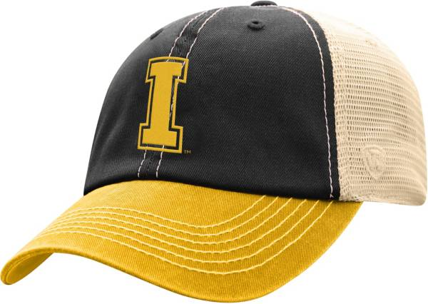 Top of the World Men's Idaho Vandals Black/White Off Road Adjustable Hat product image