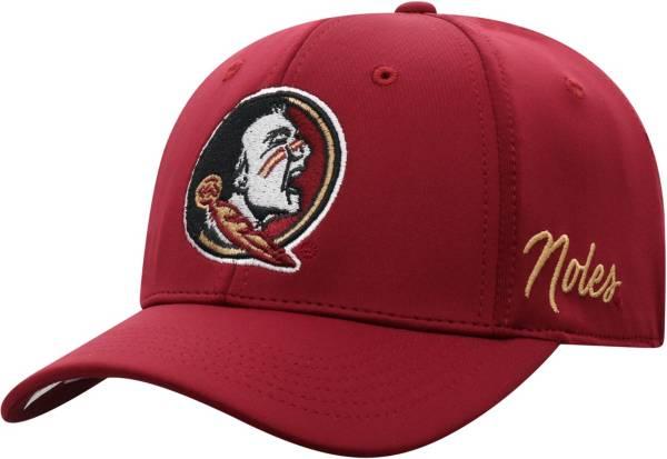 Top of the World Men's Florida State Seminoles Garnet Phenom 1Fit Flex Hat product image