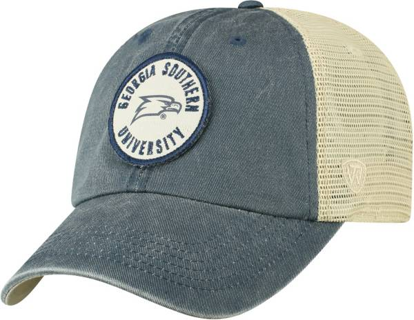 Top of the World Men's Georgia Southern Eagles Navy/White Keepsake Adjustable Hat product image
